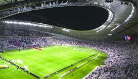 Qatar surges ahead with 2022 World Cup plans