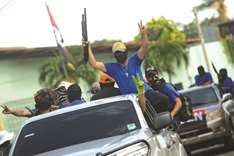 Anger against Ortega rises as anniversary marked