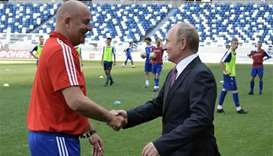 Putin: World Cup stadiums should remain soccer venues