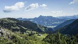 84-year-old falls 100 metres to death while hiking in Bavarian Alps