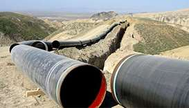 BP launches $28bn Azerbaijan gas pipeline