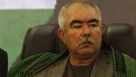 Exiled Afghan Vice President Dostum due to return home