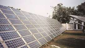 India plans safeguard duty on China, Malaysia solar cells