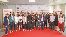 Ooredoo holds event for Nojoom partners
