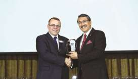 Doha Bank recognised as 'Qatar Domestic Trade Finance Bank of the Year'
