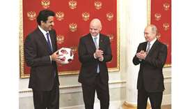 2022 FIFA World Cup to be a showcase of sustainability in Qatar