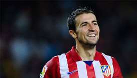 Atletico's Gabi signs for Al Sadd