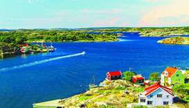 Gothenburg offers many scenic natural attractions for visitors to enjoy, from glistening lakes and g