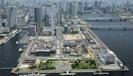 Tokyo Games venues hit by construction delays