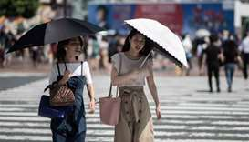 'Unprecedented' Japan heatwave kills 65 in one week