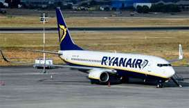 Ryanair cabin crew strike grounds flights across Europe