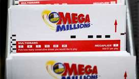 California ticket wins $522mn Mega Millions jackpot