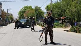 Militants attack Afghan midwife training centre