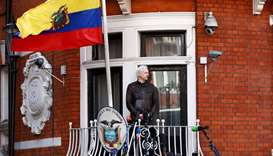 Ecuador denies president ordered Assange to be kicked out of embassy