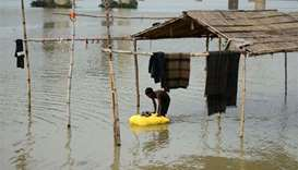 Monsoon rains kill at least 70 in northern India