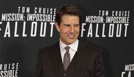 'Mission: Impossible - Fallout' cruises past 'Christopher Robin'