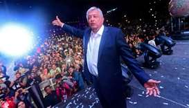 Mexico takes a left turn as Lopez Obrador sails to victory