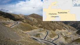 Armed attackers killed 4 tourists in Tajikistan: police