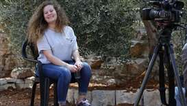 Palestinian teen says no regrets after release from Israeli prison