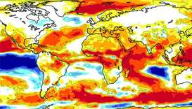 Australia sees 50% chance of El Nino developing this year