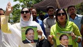 Pakistan court orders jail for Sharif, daughter on graft charges