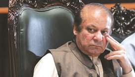 Sharif: mulling his options