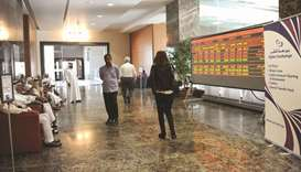 QSE index crosses 9,400 on strong buying interests