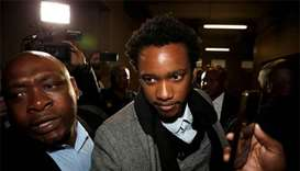 Zuma's son released on bail after corruption charges