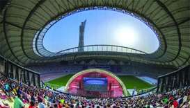More than 70,000 flock to Khalifa International Stadium Fan Zone