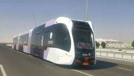 Automatic Rapid Transit trial starts next week in Qatar