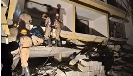 Five dead after two buildings collapse in India's Bengaluru