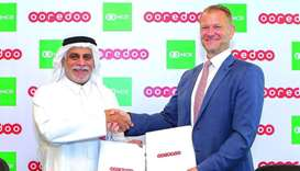 Ooredoo, NCR sign contract to upgrade, maintain next-gen Self-Service Machines