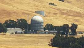 Intruders jump fence at US nuclear reactor with bomb-grade fuel