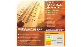 Protect yourself from Heatstroke
