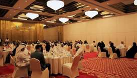 More than 65 people attended HMC's dinner to recognise members of its Patient-Family Advisory Counci