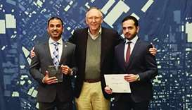 Interior ministry wins global excellence award in GIS