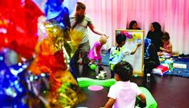 QNL's play camp equips special children with sensory skills