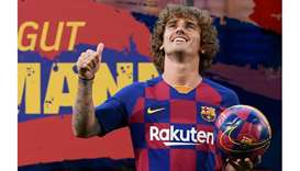 Griezmann's move to Barcelona was a year in the making