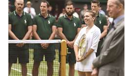 Miss Congeniality: Halep proves nice girls also win