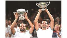 Cabal and Farah create men's doubles history for Colombia