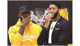Davis and James present one new concern for Lakers