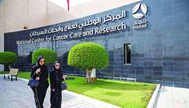 NCCCR is the premier cancer hospital for Qatar.