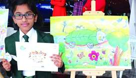 Qatar girl to attend Toyota Dream Car Art Contest awards ceremony