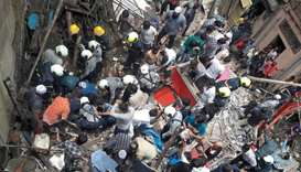 Death toll rises to 10 in Mumbai building collapse as rescue efforts continue