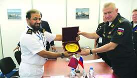 Qatar-Russia military ties reviewed