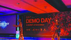 The Demo Day event