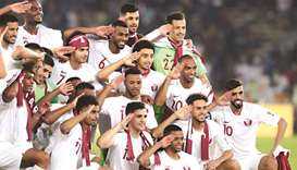 Qatar pooled with India in Asian Cup qualifying