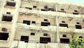 Dilapidated buildings: A silent threat that demands action