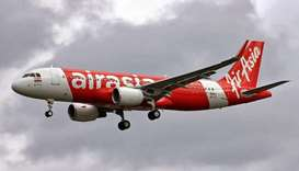 Airbus A320 aircraft operated by AirAsia India