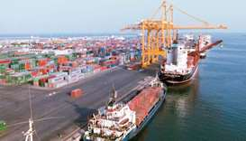 port of Bandar Abbas